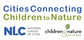 Cities Connecting Children to Nature Logo