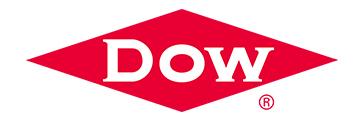 Dow Diamond Red Logo