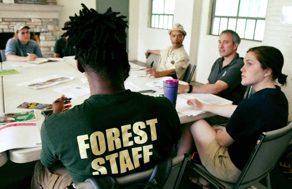 About Us - Forest Staff