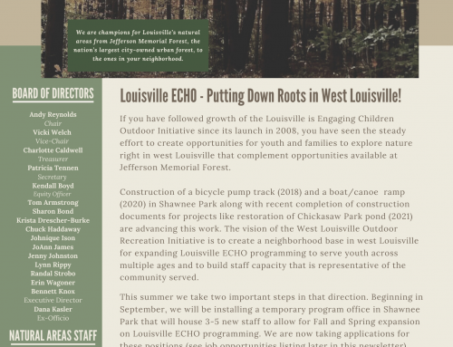 Fresh Off the Press – Our Fall Quarterly Newsletter