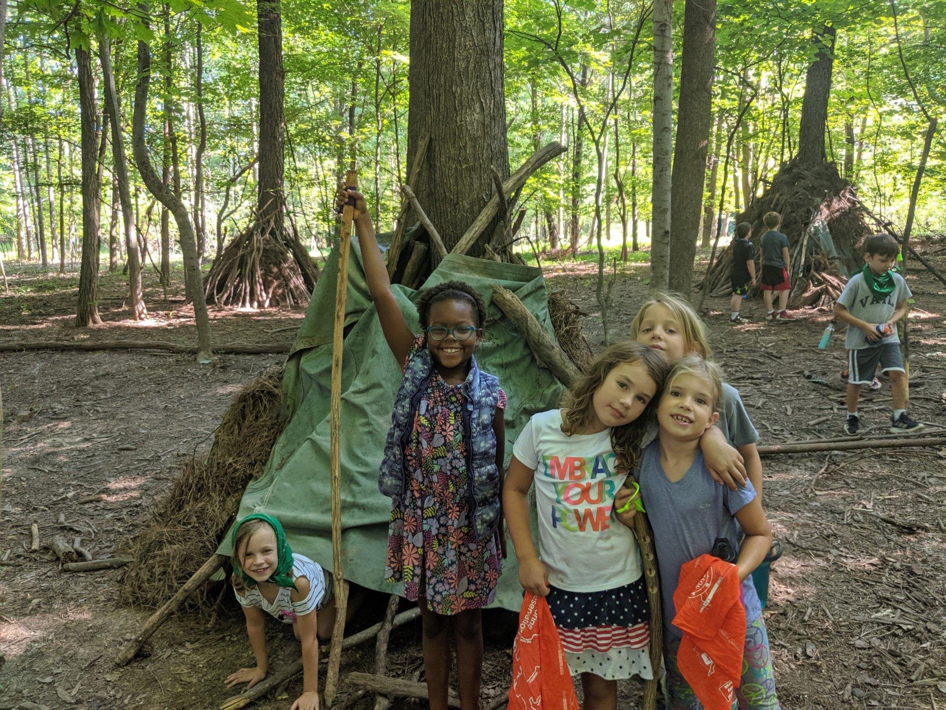 Wilderness Survival Camp