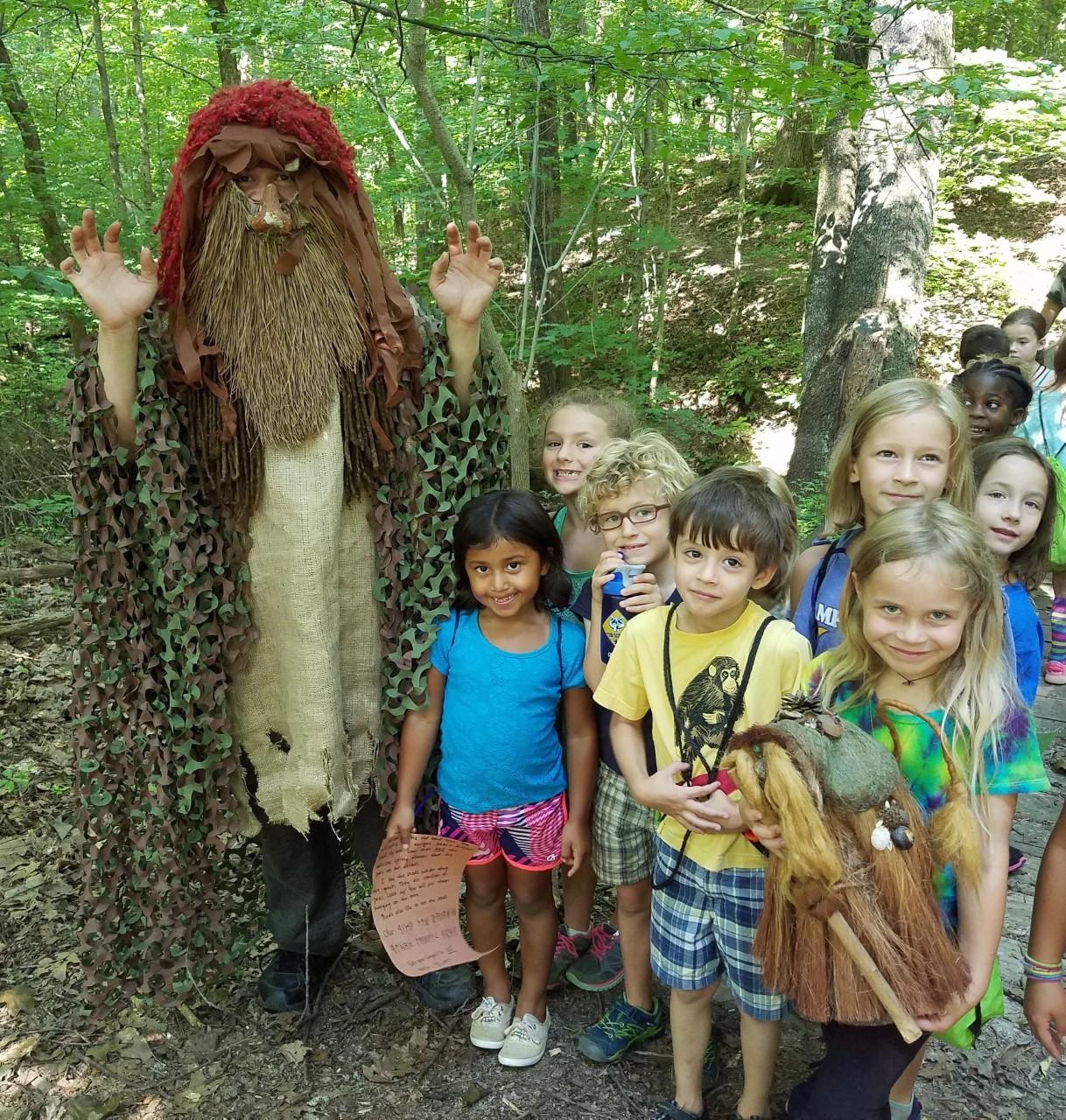 Fairies, Trolls and Gnomes
